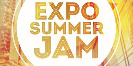 Expo Thursday Rooftop Summer Jam 2021 tickets