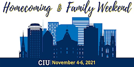2021CIU Homecoming and Family Weekend tickets