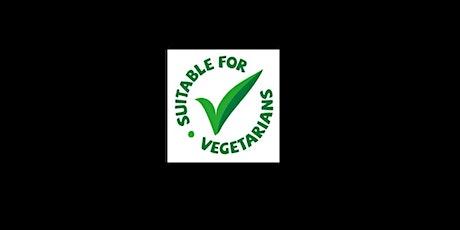 Vegetarian singles Speed date night NYC (Virtual) tickets