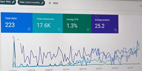Basics of search engine optimisation for small businesses (Sept) tickets