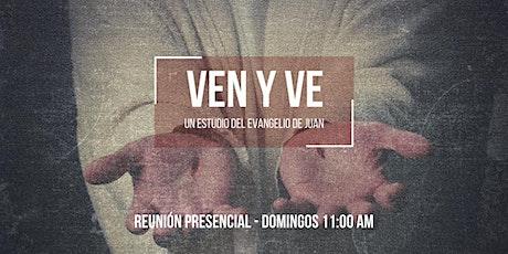11:00 am Reunión presencial Semilla de Mostaza Monterrey boletos