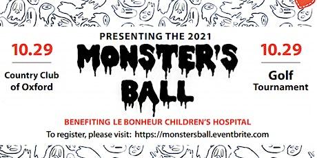 Monster's Ball Benefiting LeBonheur tickets