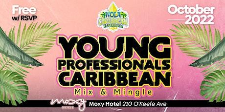 Young Professionals Caribbean Mix & Mingle tickets