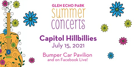 Summer Concerts: Capitol Hillbillies tickets