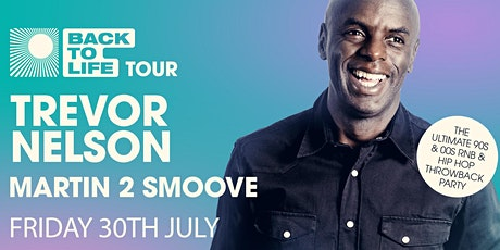 Trevor Nelson Returns to London tickets