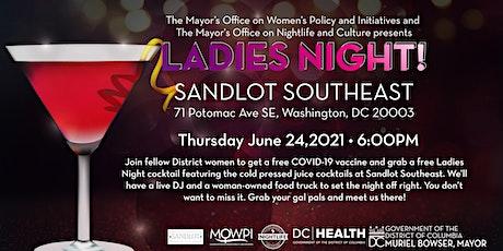 Ladies Night! tickets
