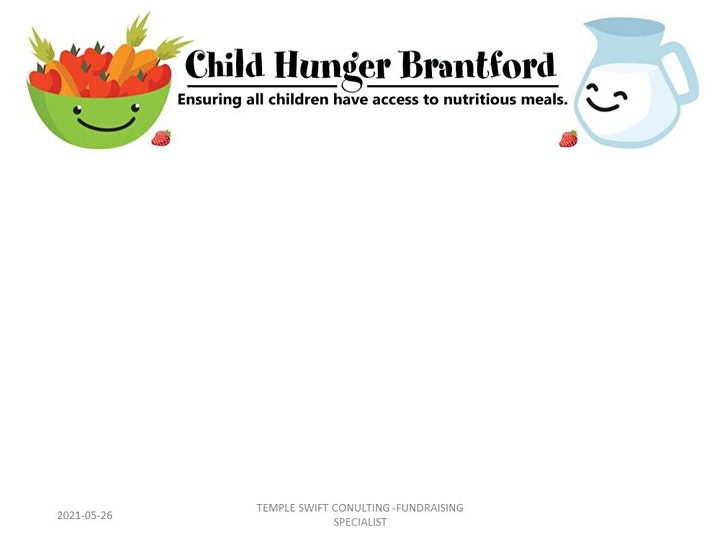 Child Hunger Brantford Annual Golf Tournament image