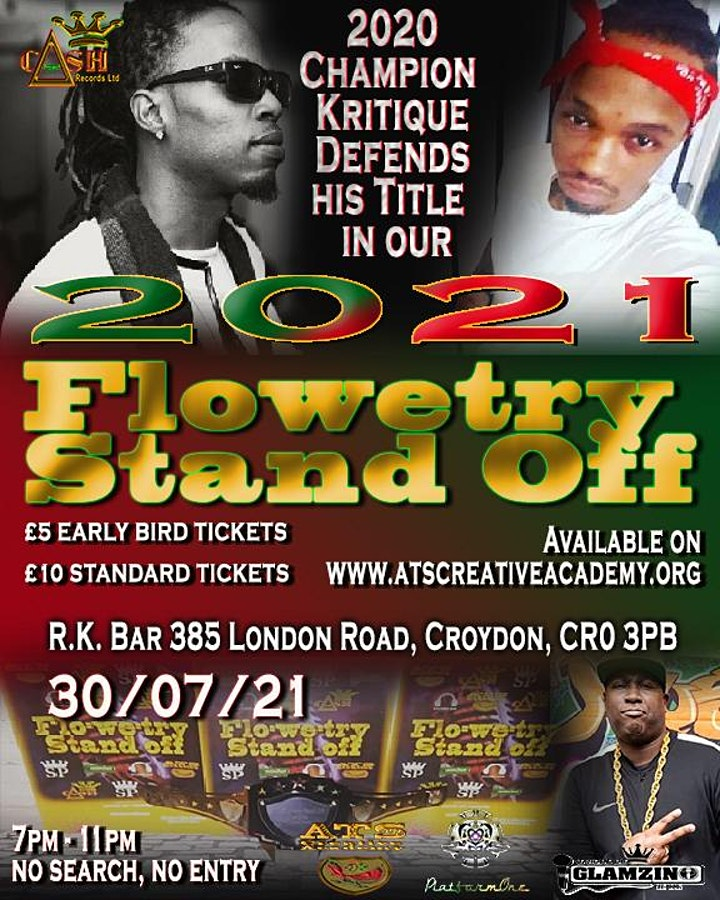 Flowetry Stand Off 2021 image