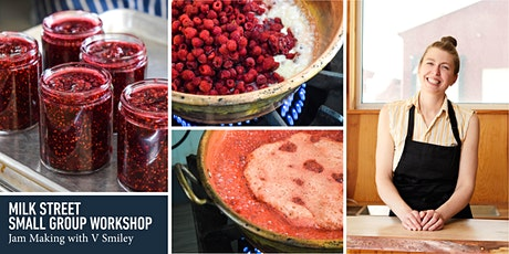 Small Group Workshop: Jam Making with V Smiley tickets