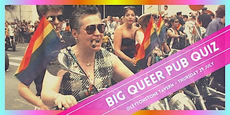 The Big Queer Pub Quiz tickets