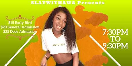 Afro-Decale W/ Awa Ayesha tickets