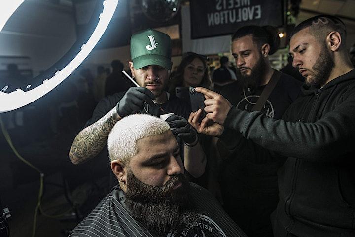 Barber Bash Liverpool - Barber Culture, Education & Socialising image