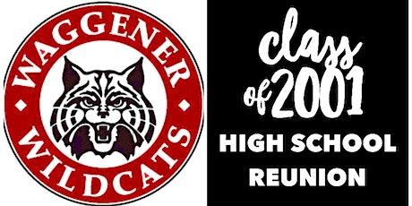 Waggener 2001 High School Reunion tickets