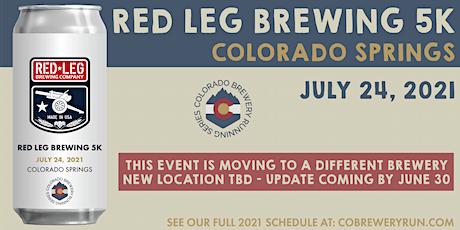 Red Leg Brewing 5k | Colorado Brewery Running Series tickets
