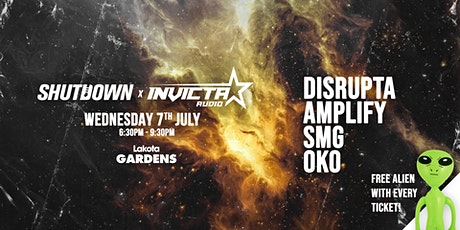 Invicta Audio Presents: Disrupta, Amplify, Oko & SMG tickets