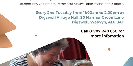 The Dementia Friendly Community Cafe tickets