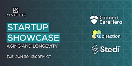 MATTER Startup Showcase tickets