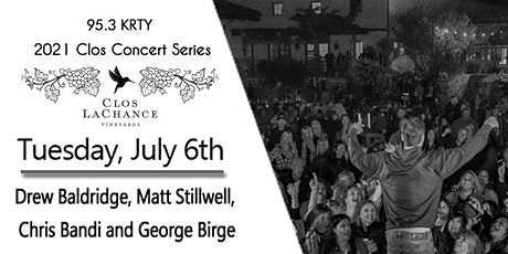 95.3 KRTY and DGDG.com Present New Artist Showcase Night tickets