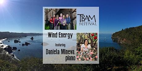 TBAM 2021 - Wind Energy feat. Daniela Mineva tickets