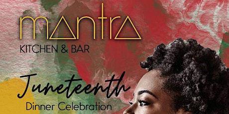 mantra  juneteenth + solstice celebration tickets