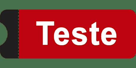 Evento Presencial de Teste ingressos