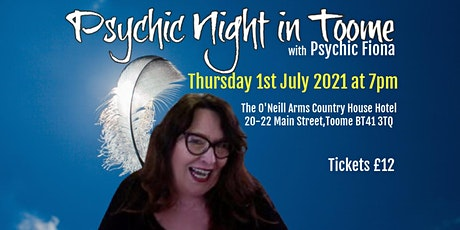 Psychic Night in Toome tickets