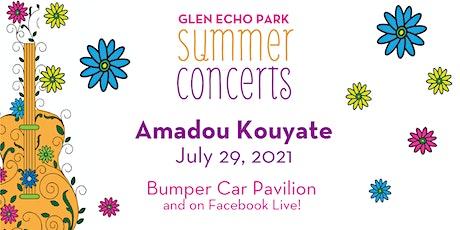 Summer Concerts: Amadou Kouyate tickets