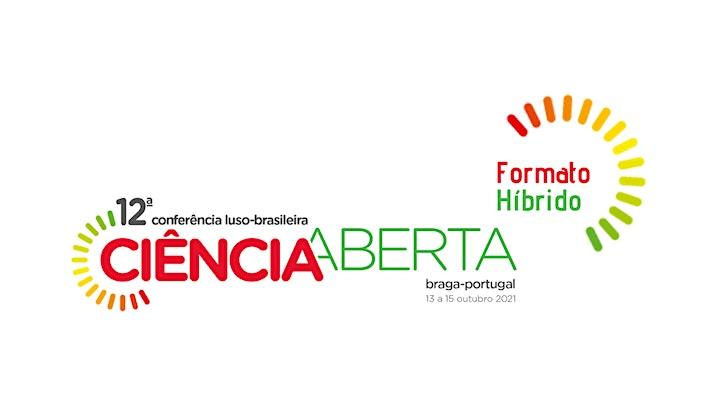 imagem 12ª Conferência Luso-Brasileira de Ciência Aberta (ConfOA)-Formato Híbrido
