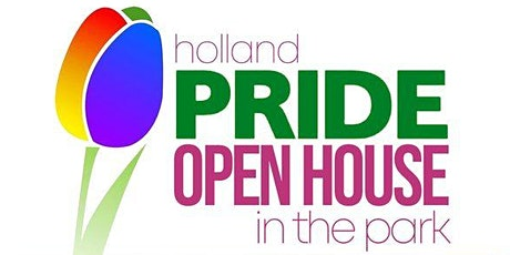 Holland Pride: Open House In the Park tickets