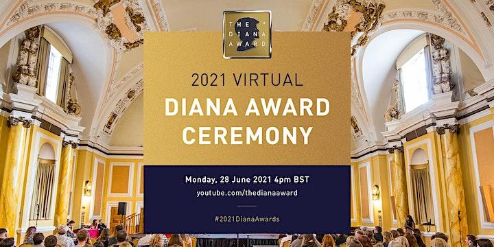 2021 Virtual Diana Award Ceremony image