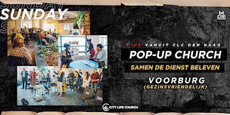 Pop-Up Church Voorburg - zo. 27 juni tickets