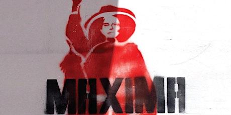 Cinéma du Sud - Act Now! Face the Change - Maxima tickets