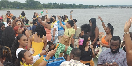 The Hip Hop R&B Boat Party 8.1.21 tickets