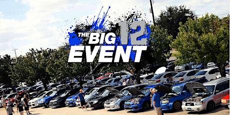 Gillman Subaru Big Event 12 tickets