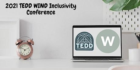 TEDD WIND Inclusivity Conference tickets