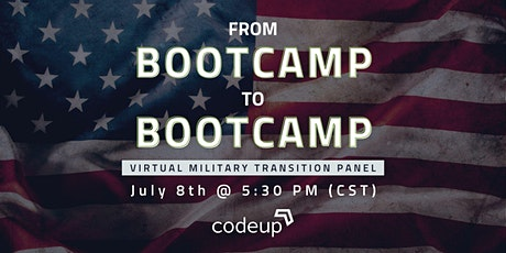 Codeup   From Bootcamp to Bootcamp tickets