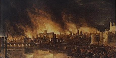 GREAT FIRE OF LONDON ANNIVERSARY VIRTUAL WALK tickets
