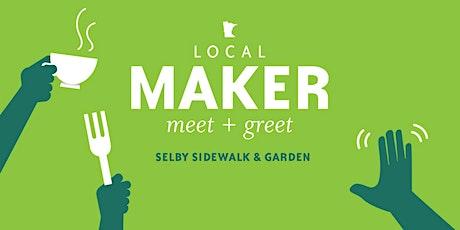 Local Maker Meet & Greet tickets