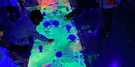 GRUP 1 Tallers Art´ístics: ART & PLAY - Mural Fluor Mar entradas
