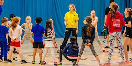 Sports Holiday Camp Full Week  (8-13 years) -  Concord Sports Centre tickets