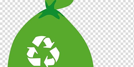 Bag It Up recycling volunteers tickets