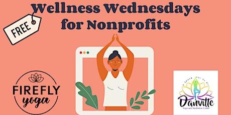 Wellness Wednesdays for Nonprofits tickets