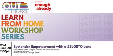 Bystander Empowerment with a 2SLGBTQ Lens tickets