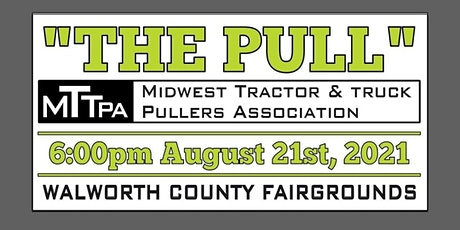 """""""THE PULL"""" tickets"""