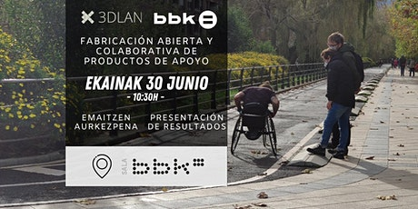 Presentación proyecto 3DLAN - BBK proiektuaren aurkezpena entradas