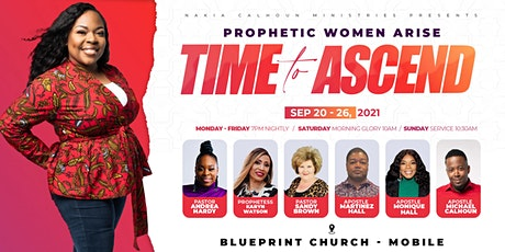 2nd Annual Prophetic Women Arise Gathering tickets