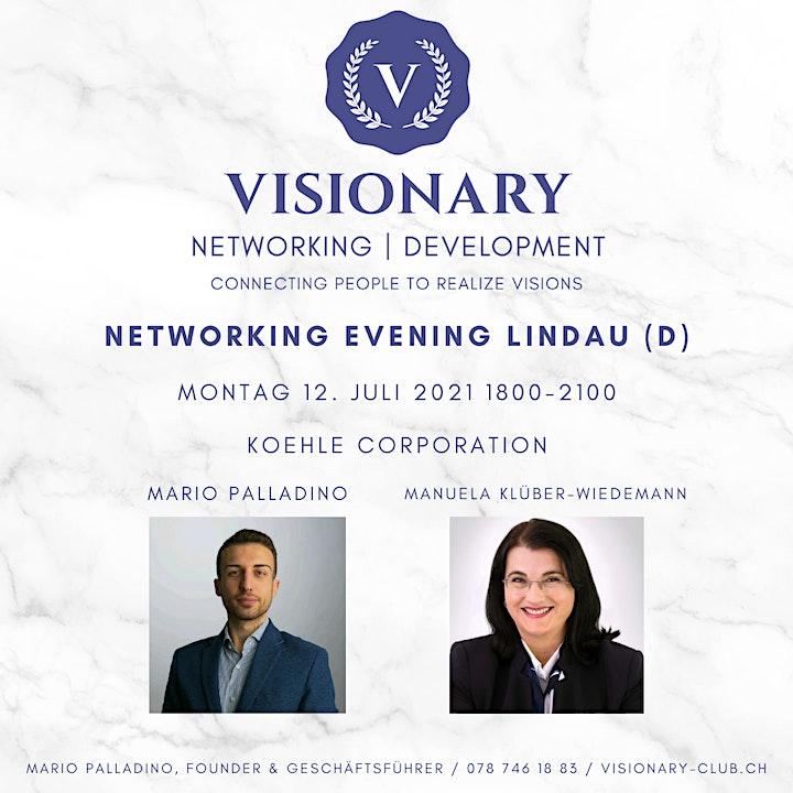 Visionary Networking Abend Lindau: Bild