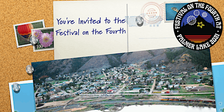 Festival on the Fourth at Palmer Lake on Sunday, July 4, 2021 tickets