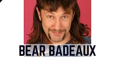 CHNO presents Bear Badeaux tickets