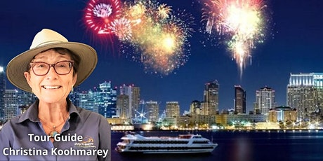 4th of July Fireworks Dinner Cruise on San Diego Bay (Bus B) tickets